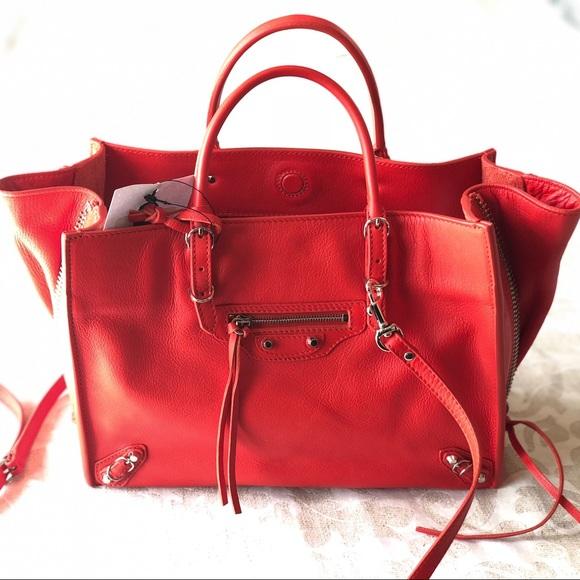 28293755a5f0 Balenciaga Papier A6 crossbody bag